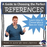 Choosing the best REFERENCES - A Guide for Students