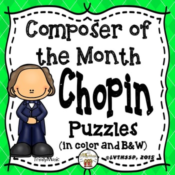 Chopin Puzzles (Composer of the Month)