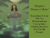 Chopin's Desiree's Baby - Regionalism and Irony