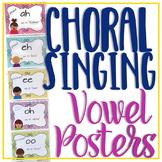 Choral Singing: Vowel Posters