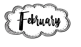 Classroom Printable - Calendar Month labels