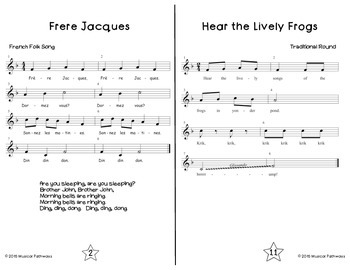 Choral Warmups for Young Singers BUNDLE