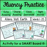 """Choral and Echo Reading Practice with Cloze Sentences """"Ali"""