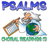 Bundle: Psalms choral reading & reader's theater scripts