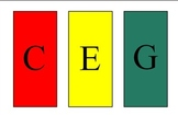 Chord Cards for Boomwhackers and Handbells