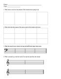 Chord Composition worksheet