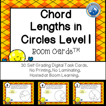Chords And Arcs Teaching Resources | Teachers Pay Teachers