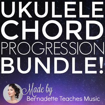 Chord Progressions Units Bundle!