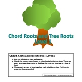 Chord and Tree Roots Piano Game