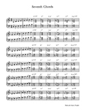 Chords #2 - Seventh Chords