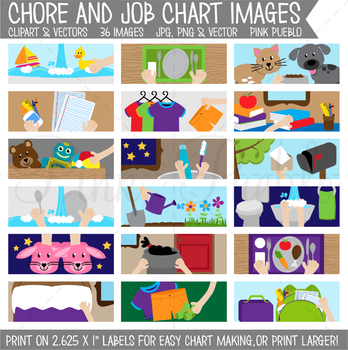 photo about Printable Preschool Chore Chart identified as Chore Chart Clipart, Printable Chore Chart for Little ones, Chore Chart Clip Artwork