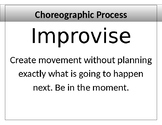 Choreographic Process and Tools