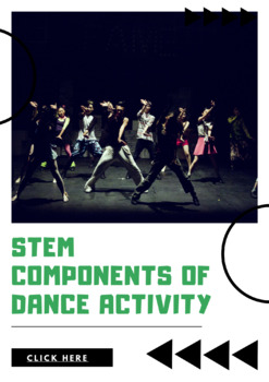 Choreography STEM Challenge (distance learning mini course)