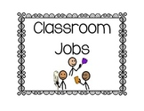 Chores Chart For Your Special Education Classroom
