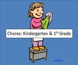 Chores (K-2)