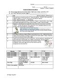 Chores Vocab Choice Board - Spanish 2+