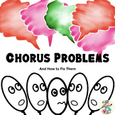 Chorus Classroom Expectations and Management