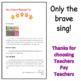 Chorus Classroom Management Tips