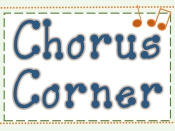 Chorus Progress Labels
