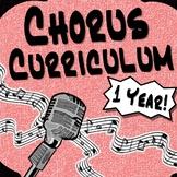 Chorus Curriculum - Solfege, Warmups, Exercises, Vocal Exploration & More!
