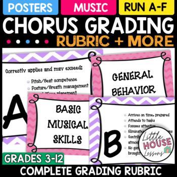 Chorus Grading Rubric