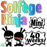Chorus Karate ~BUNDLE~ Motivating Curriculum for Singers &