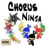 Chorus Karate ~BUNDLE~ Motivating Vocal Curriculum for Young Learners