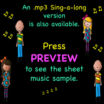 Chorus Breath Endurance Warm-up Accompanist Sheet Music