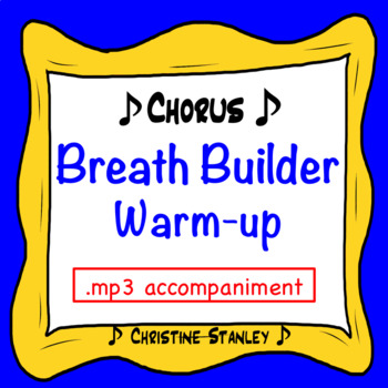 Chorus Breath Endurance Warm-up .mp3 ♫  Sing-a-long Accompaniment