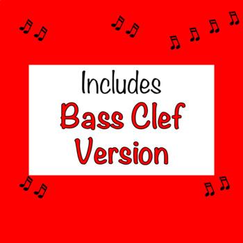 Chorus Sight Singing #4 in C - ♪ ♪ ♪  Add fa, sol, & s-m skip.