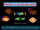 Chorus Warm-up With Numbers  ♫   15453525 .... etc.  ♫ MP3 Sing-a-long