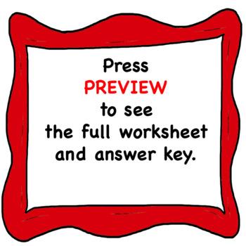 Chorus Classroom Management Plan Worksheet Editable TEMPLATE & Answer Key