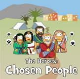 Chosen People - Abraham kidmin Lesson set