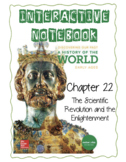 Chpt 22: Scientific Revolution - Discovering Our Past Interactive Notebook