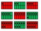 Christmas Tree Math - Adding with Sums from 10 - 20 Game for Common Core