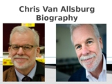 Chris Van Allsburg Biography PowerPoint