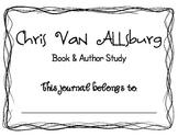 Chris Van Allsburg Book & Author Study