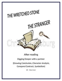 Chris Van Allsburg:  Digging Deeper into THE STRANGER and