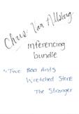 Chris Van Allsburg Inferencing Bundle