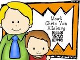 Chris Van Allsburg QR Readers for Listen to Reading