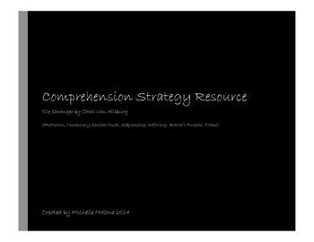 Chris Van Allsburg - The Stranger - Comprehension Resource