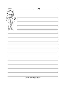 Chris Van Allsburg Writing Paper Set