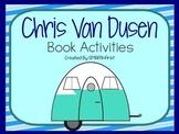 Chris Van Dusen Book Activities