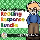 Chris Van Allsburg Reader Response Bundle CCSS Aligned, 2nd 3rd 4th sub plans