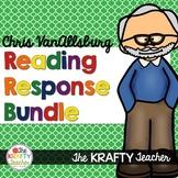 Chris Van Allsburg Reader Response Bundle CCSS Aligned,