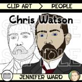 Chris Watson Clip Art