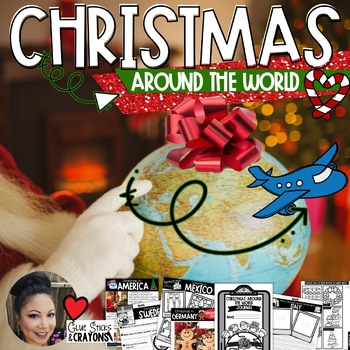 Christmas Around the World - With Real Pictures