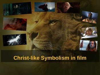 Christ Figure Symbolism in Film 40-slide PPT w video links