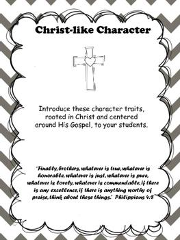 Christ-Like Character