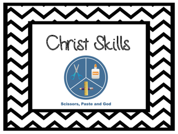 Christ Skill Posters (with meanings)